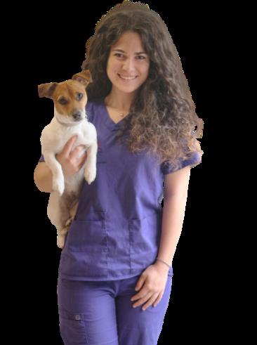 Dott.ssa Jessika Schipani Responsabile Laboratorio e Ass. Clienti